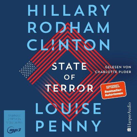 State of Terror (ungekürzt) - Hillary Rodham Clinton, Louise Penny