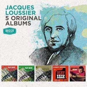 5 Original Albums - Jacques Loussier