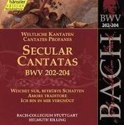 Weltliche Kantaten BWV 202-204 - Bach-Collegium/Rilling
