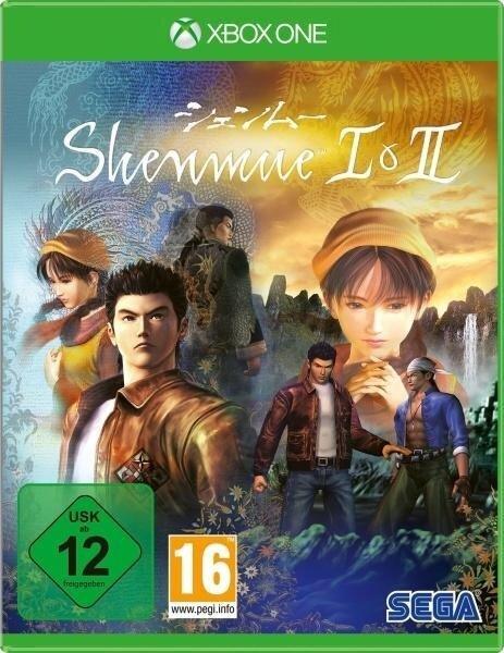 Shenmue I & II (XBox ONE) -