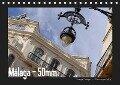 Málaga - 50mm (Tischkalender 2019 DIN A5 quer) - Jorge Maga
