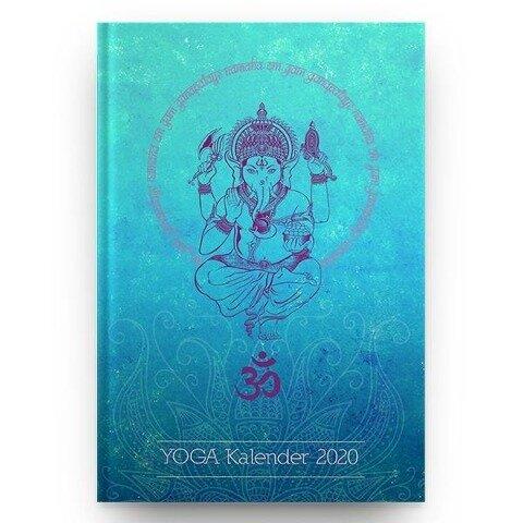 Yoga-Kalender 2020 - Taschenkalender - Helene Thum