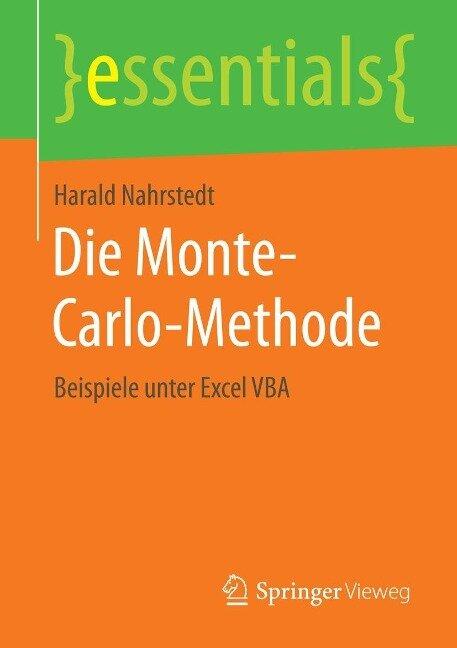 Die Monte-Carlo-Methode - Harald Nahrstedt