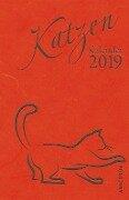 Katzen Kalender 2019 -