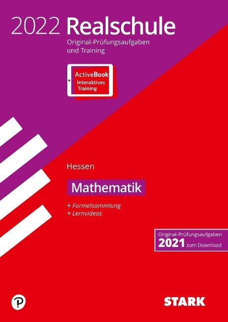 STARK Original-Prüfungen und Training Realschule 2022 - Mathematik - Hessen -