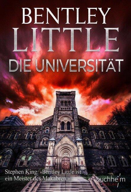 Die Universität - Bentley Little