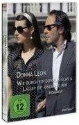 Donna Leon: Dunkles Glas / Lasset die Kinder zu mir kommen - Donna Leon