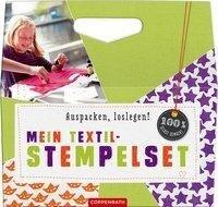 Textil-Stempelset (100% selbst gemacht) -