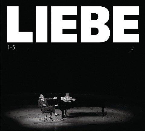 Liebe 1-5 Box - Hagen Rether