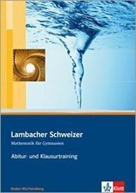 Lambacher Schweizer. 11. und 12. Schuljahr. Kursstufe. Arbeitsheft plus Lösungen. Baden-Württemberg -