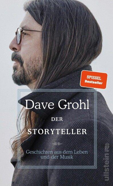 Der Storyteller - Dave Grohl
