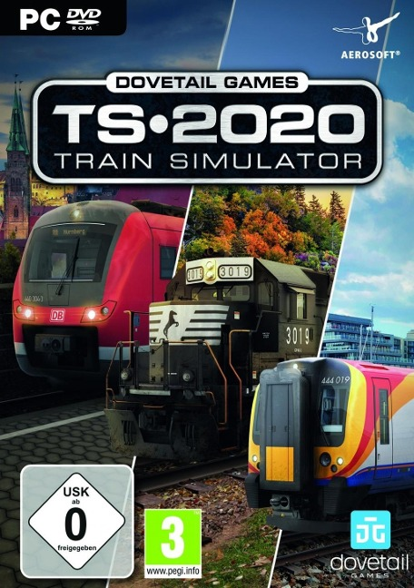 Trainsimulator 2020 -