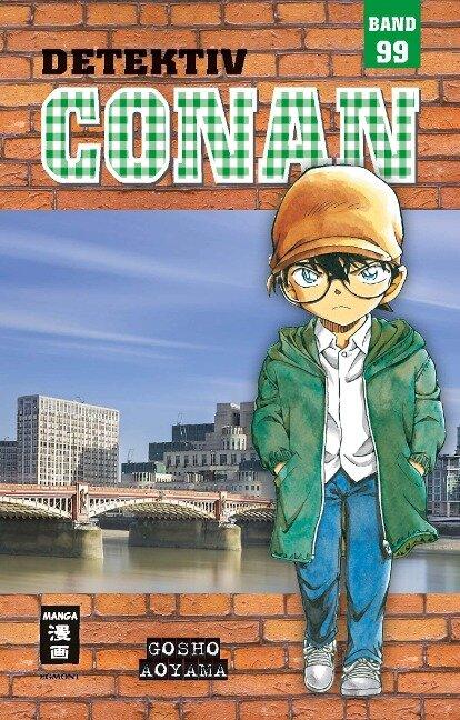 Detektiv Conan 99 - Gosho Aoyama