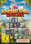 rokaplay - Knobelspiel Mega Box. Für Windows Vista/7/8/8.1/10 -