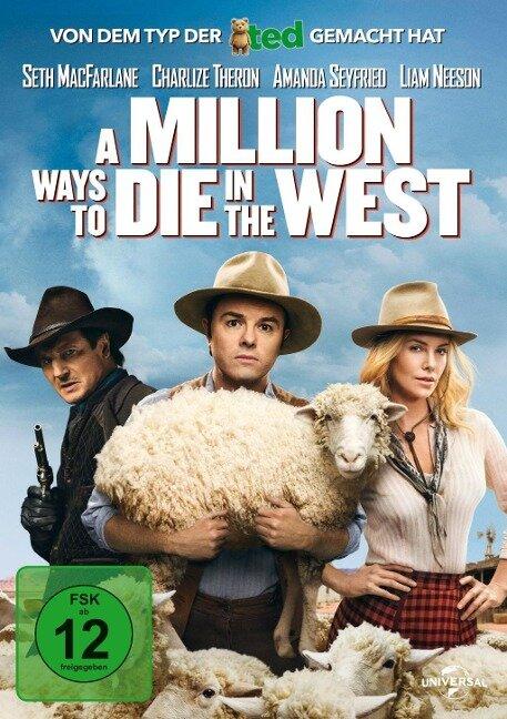 A Million Ways to die in the West -