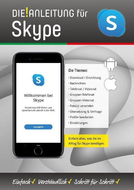 Die Anleitung für Skype - Helmut Oestreich