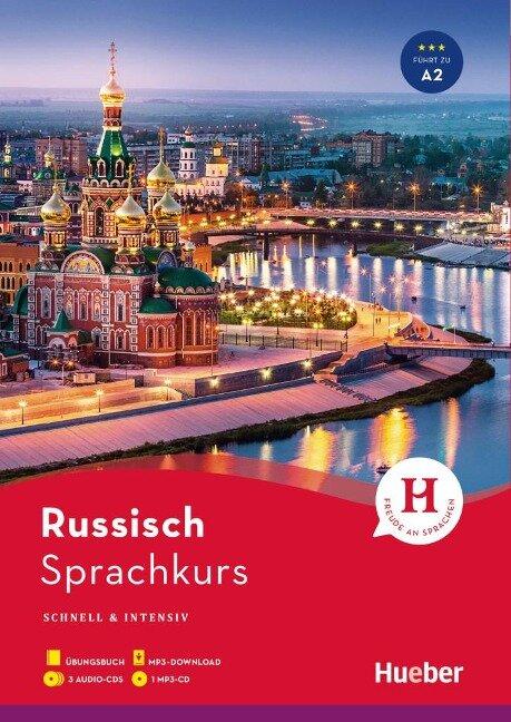 Sprachkurs Russisch - Susanne Rippien