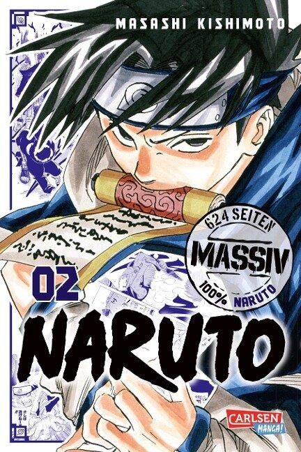 NARUTO Massiv 2 - Masashi Kishimoto