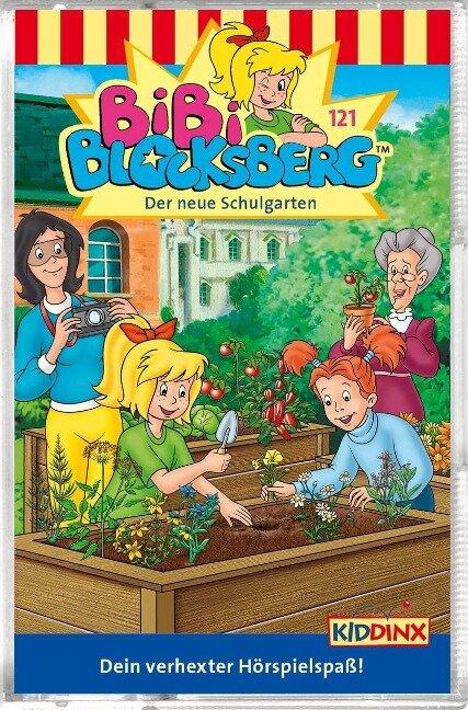 Bibi Blocksberg 121. Der neue Schulgarten -