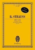 Don Juan - Richard Strauss