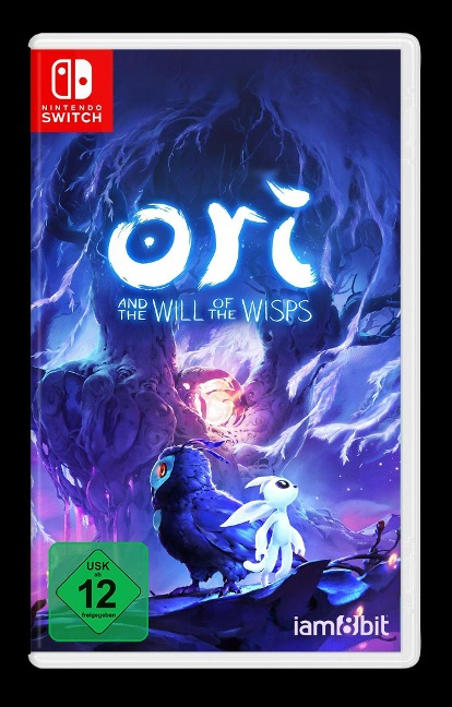Ori and the Will of the Wisps (Nintendo Switch) -