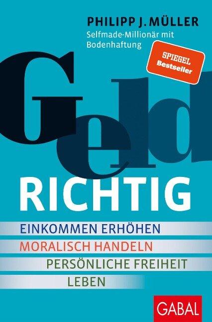 GELDRICHTIG - Philipp J. Müller