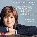 Manchmal ist es federleicht - Christine Westermann