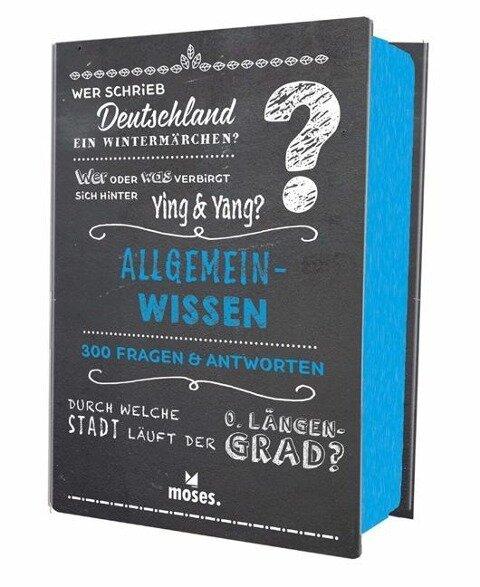 Quiz-Box Allgemeinwissen -