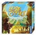 Lost Cities - Das Brettspiel -