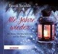 Alle Jahre wieder - Frank Stöckle
