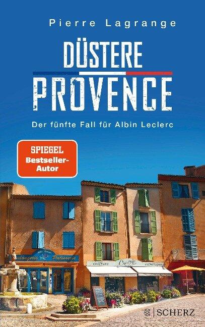 Düstere Provence - Pierre Lagrange
