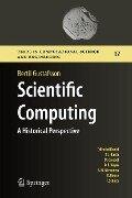 Scientific Computing - Bertil Gustafsson