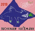 Buchkinder Wandkalender 2019 -