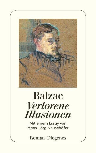 Verlorene Illusionen - Honoré de Balzac