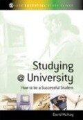 Studying at University - David Mcilroy