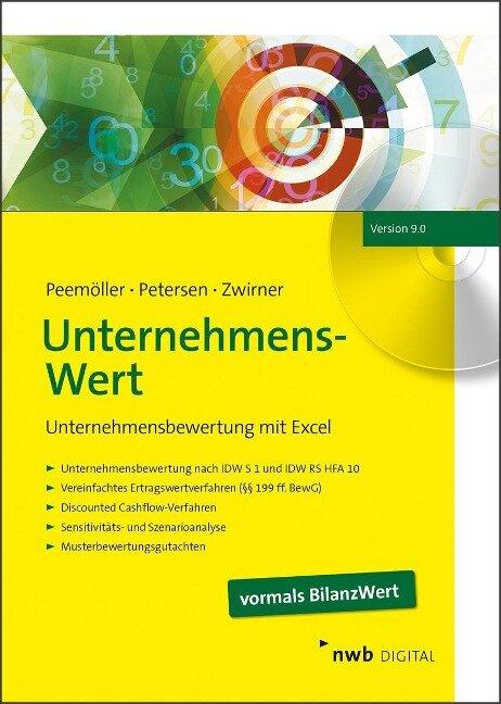 UnternehmensWert - Volker H. Peemöller, Karl Petersen, Christian Zwirner