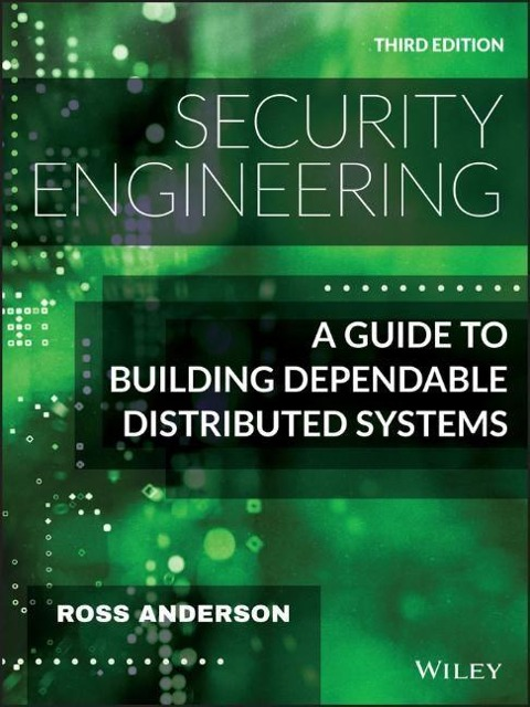 Security Engineering - Ross Anderson