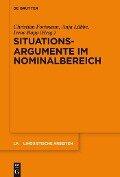 Situationsargumente im Nominalbereich -