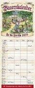 Bauernkalender 2019 Familienplaner -