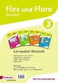 Flex und Flora 3. Paket Deutsch -