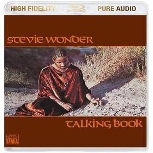 Talking Book (Blu-ray Audio) - Stevie Wonder