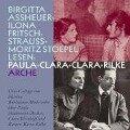 Paula und Clara und Clara und Rilke -