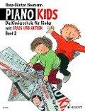 Piano Kids 2 - Hans-Günter Heumann