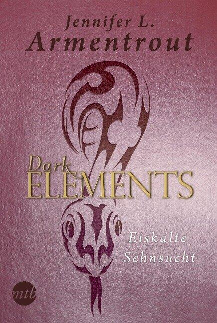 Dark Elements 02 - Eiskalte Sehnsucht - Jennifer L. Armentrout