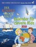 Der Kinder Brockhaus Kalender für clevere Kids 2018 -