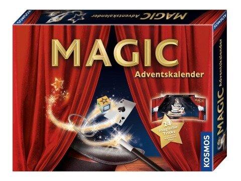 Magic Adventskalender 2019 -