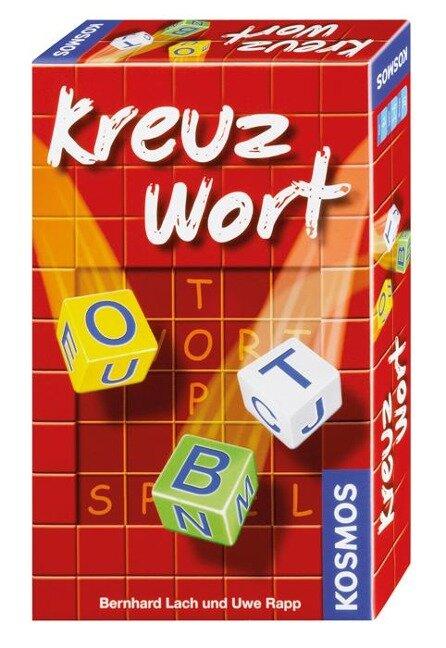 Kreuzwort - Bernhard Lach, Uwe Rapp