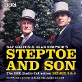 STEPTOE & SON SERIES 3 & 4 8D - Ray Galton, Alan Simpson