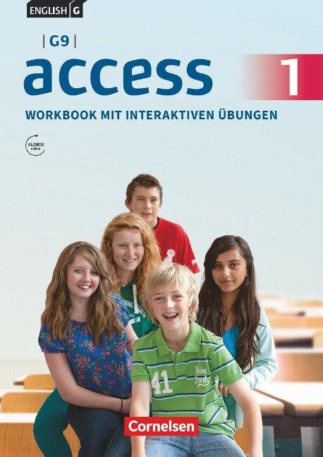 English G Access - G9 - Band 1: 5. Schuljahr - Workbook mit interaktiven Übungen auf scook.de -