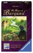 Die Burgen von Burgund Kartenspiel -